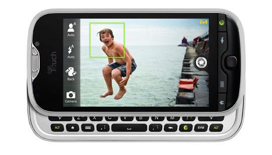T-Mobile myTouch 4G Slide HTC