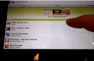 Android Market en BlackBerry PlayBook
