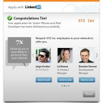 Aplicacion con LinkedIn1