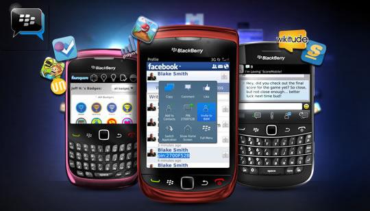 BlackBerry Messenger 6 - BBM 6