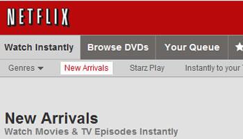 Netflix en latinoamerica