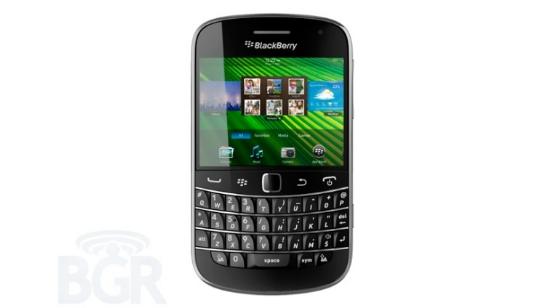 BlackBerry Colt con QNX