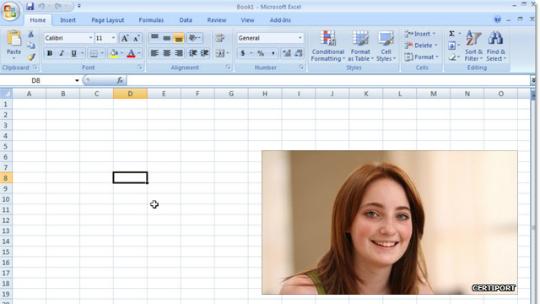 Campeona de Microsoft Excel-Rebecca-Rickwood