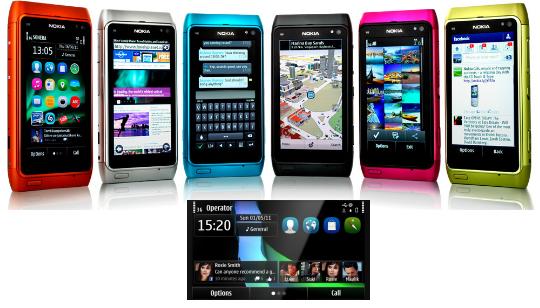 Nokia Symbian Anna