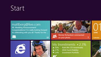 Foto Windows 8
