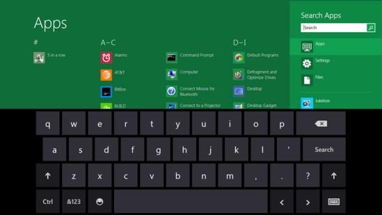 Windows 8 - Teclado Completo