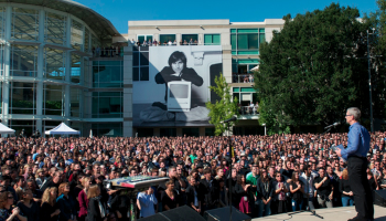 Foto Celebrating Steve Apple