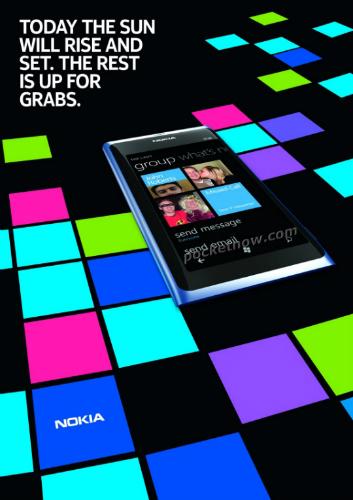 Foto Nokia 800 - Nokia Sea Ray con Windows Phone