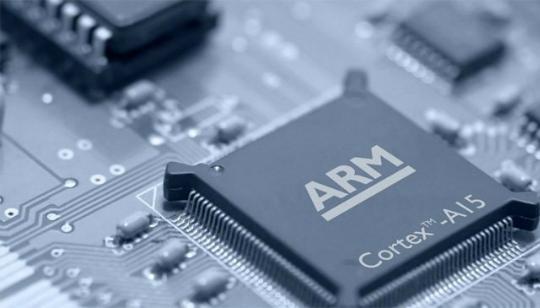 ARM Cortex A15 dual-core 2GHz