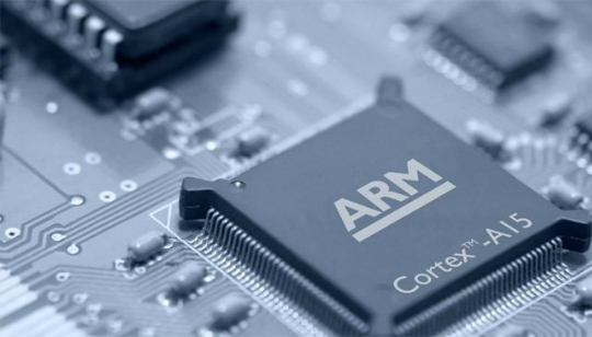 ARM Cortex A15 dual-core 2GHz