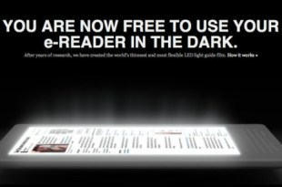 Luz e-readers