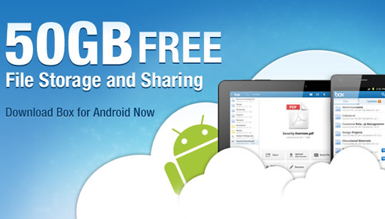 Android App 50Gb Gratis