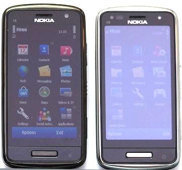Nokia Clearblack Display