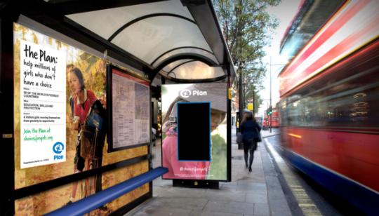 Publicidad Interactiva Londres