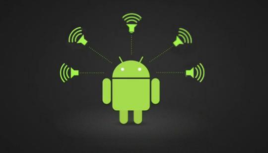 Sistema de Sonido Android