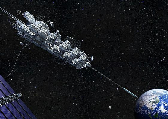 Ascensor espacial Japón