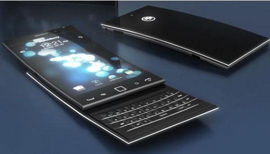 BlackBerry Blade BlackBerry 10 OS
