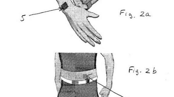 Nokia Tatuaje Electrónico Patente