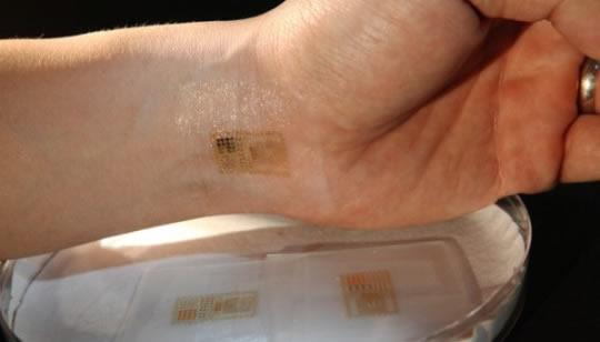 Nokia Tatuaje Electrónico