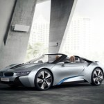 BMW i8 Spyder Luces