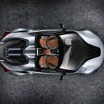 BMW i8 Diseño