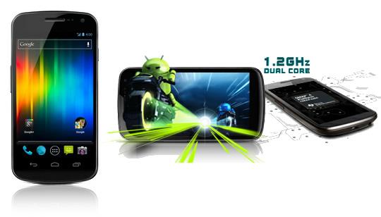 Samsung Galaxy Nexus Colombia