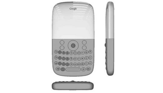 Teléfono celular de Google