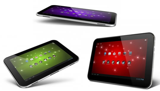 Toshiba Excite Tablet