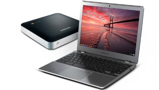 Chromebook Chromebox