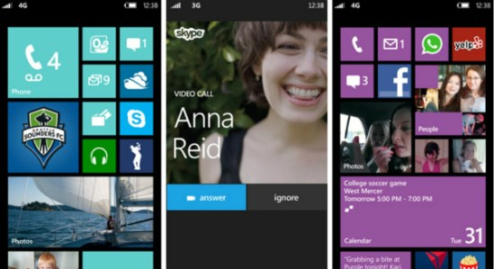 Home Windows Phone 8