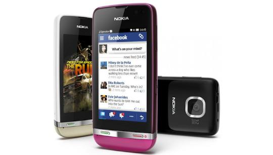 Nokia Asha 3011 Asha 305 Asha 306