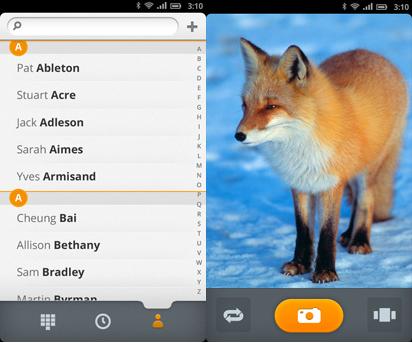 Firefox OS App