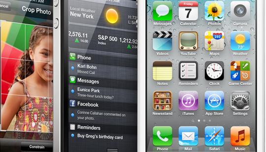 Historia iPhone
