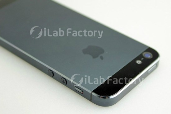 Parte Trasera iPhone 5