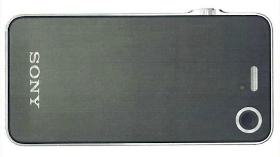 Prototipo iPhone Sony