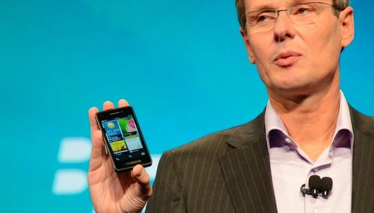 BlackBerry 10 Otros Fabricantes