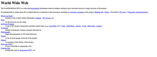 Primera Pagina Web