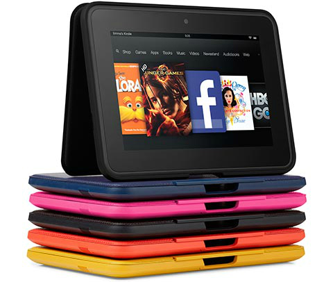 Amazon Kindle Fire HD Covers
