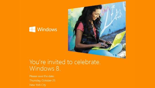 Windows 8 Venta