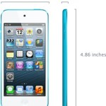 iPod Touch Medidas