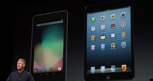 Apple iPad Mini Nexus 7