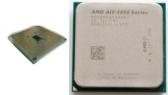 Procesador AMD Trinity