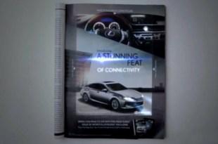 Tecnología CinePrint Lexus