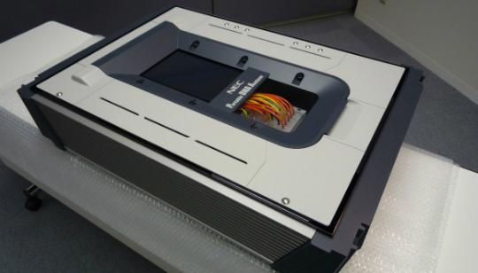 Analizador ADN Portátil