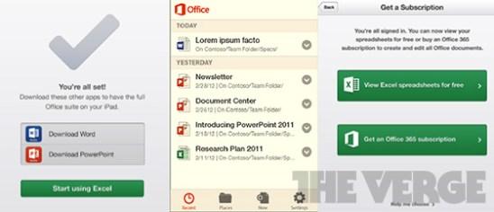 Office para iOS