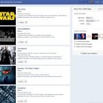 Películas que le Gustan a mis Amigos en Facebook