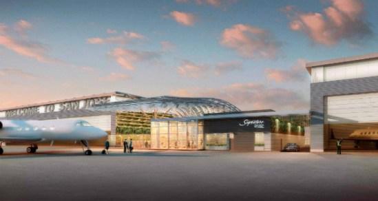 Aeropuerto Google