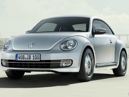 Apple iCar Volkswagen