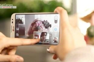 LG Optimus G Pro Dual Camera
