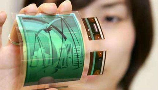 Tecnologia OLED Flexible